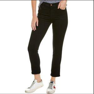 J Brand Ruby High Rise Crop Cigarette Jeans 27 NWT